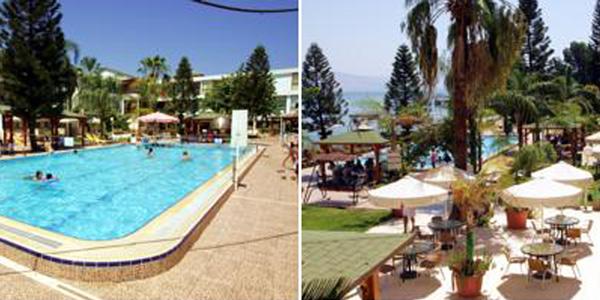 hotel israel rob beach kinneret