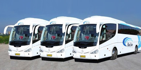 bus service in israel