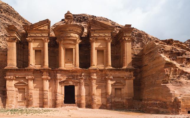 a trip to Jordan from Israel
