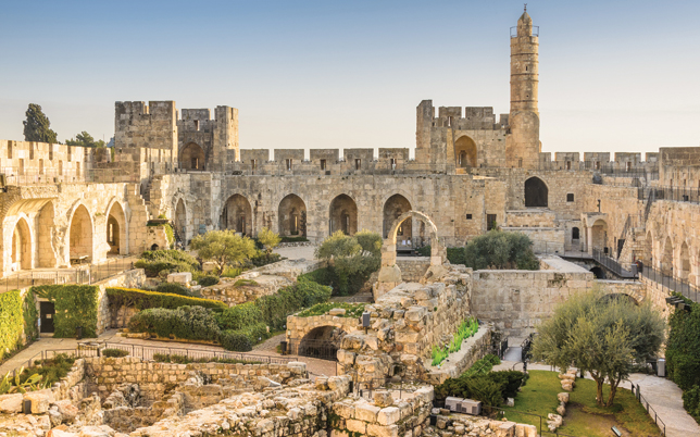 israel history and archaeological tours