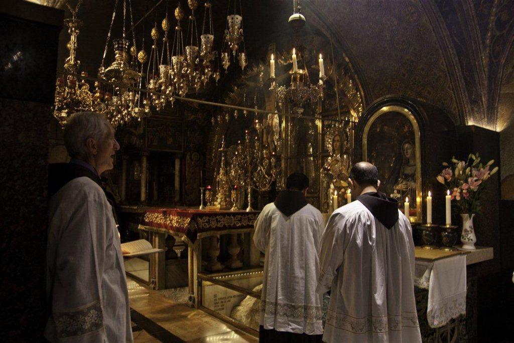 catholic tour to israel