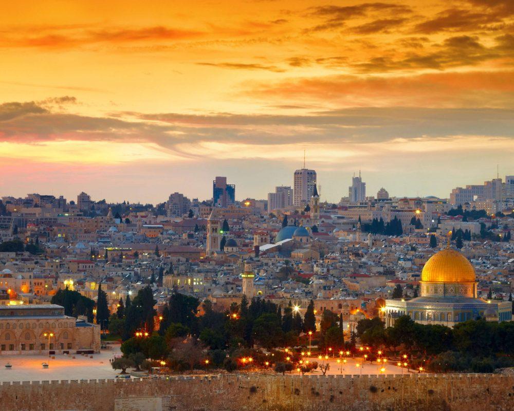 pilgrim tour israel